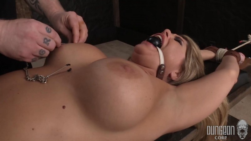 Carissa Objectified – Carissa Montgomery. Dungeoncorp.com (1012 Mb)