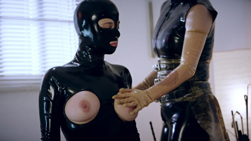 Rubber Dreams – Mistress Kawa And Tsudra Part Two (Clip401). May 30 2019. Freaksinside.com (715 Mb)