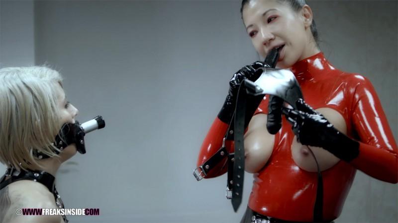 Wet Play – Mistress Kawa And Nora Barcelona Part Six (Clip394). Mar 02 2019. Freaksinside.com (689 Mb)