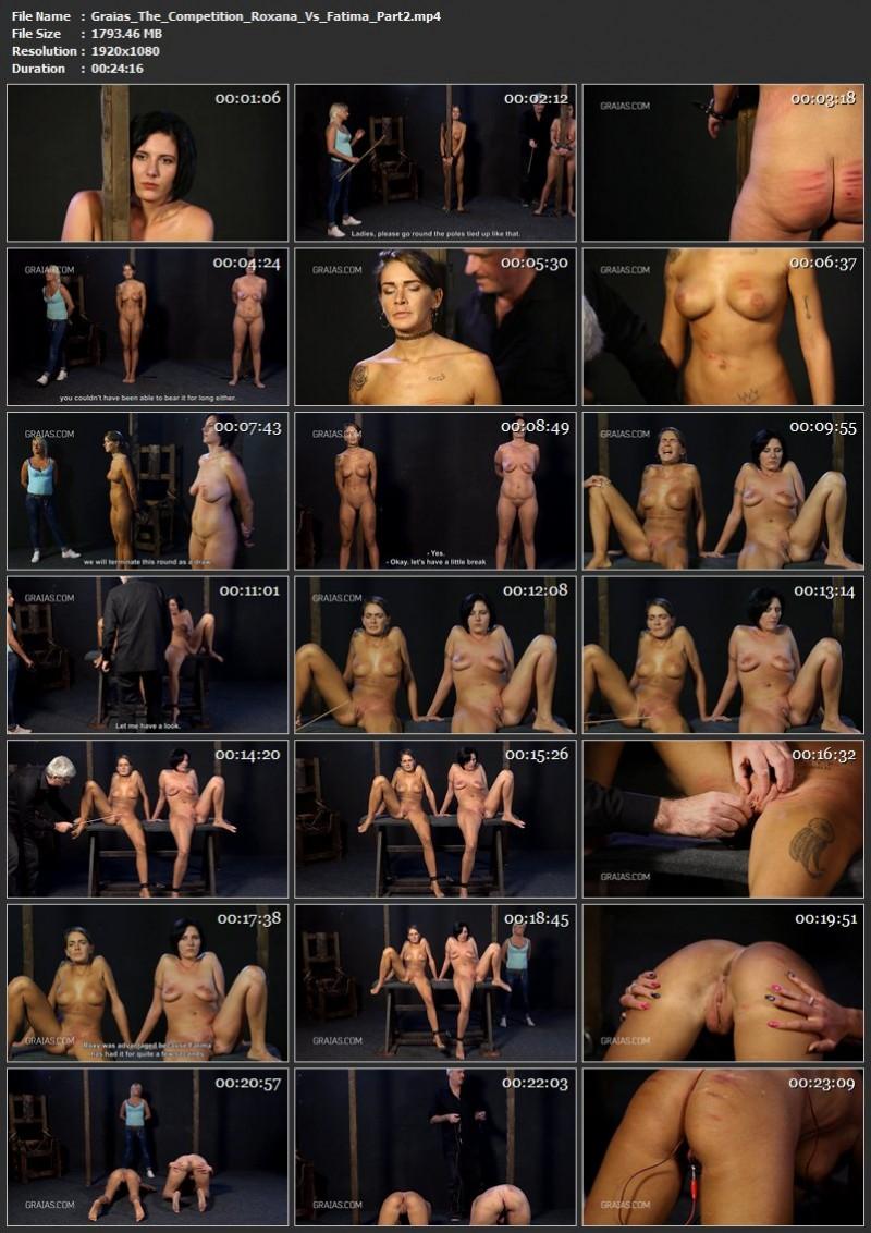 Graias The Competition – Roxana Vs. Fatima. Graias.com (5409 Mb)