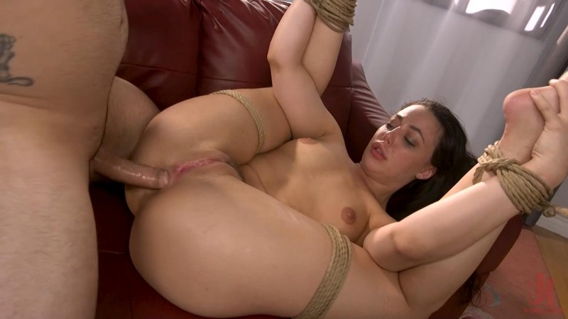 Kink Couple Acts Out Extreme Home Invasion Fantasy – Whitney Wright. FuckingMachines.com (2292 Mb)