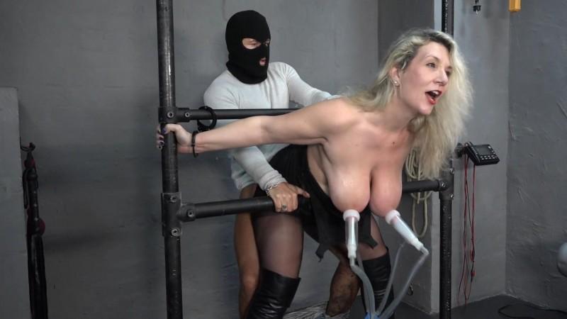 Milf Hardcore Bondage Gangbang