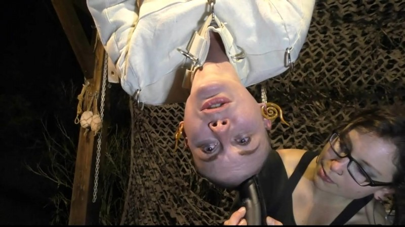 Muriel – Head Shaving Upside Down In A Straightjacket Suspension (tx420). Feb 12 2019. Toaxxx.com (619 Mb)