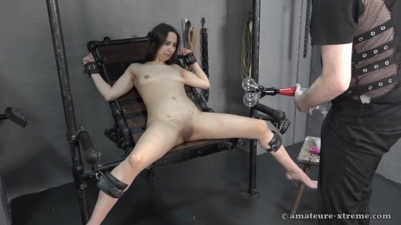 Aijana - BDSM Session. 2018-05-01. Amateure-Xtreme.com (56 Mb)