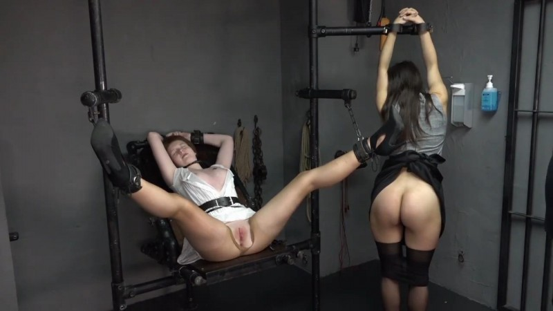 Two Sluts - Aiyana and Ronja. 2019-01-11. Amateure-Xtreme.com (119 Mb)