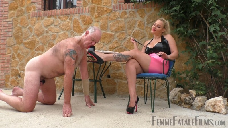 Lick My Feet – Mistress Fox. 02 Sep 2019. femmefatalefilms.com (554 Mb)