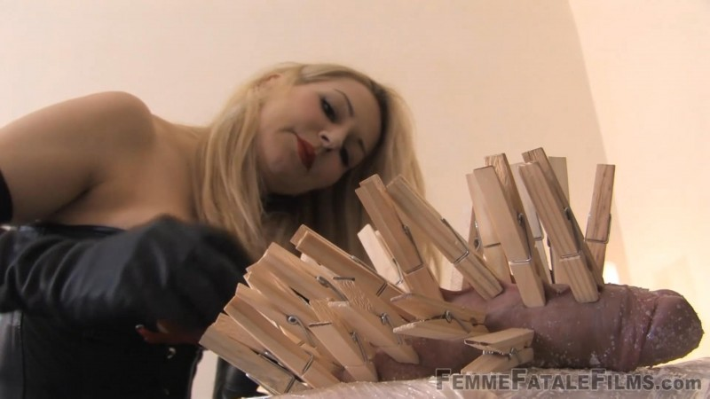 Mummification – Mistress Eleise de Lacy. 24 Jul 2019. femmefatalefilms.com (1412 Mb)