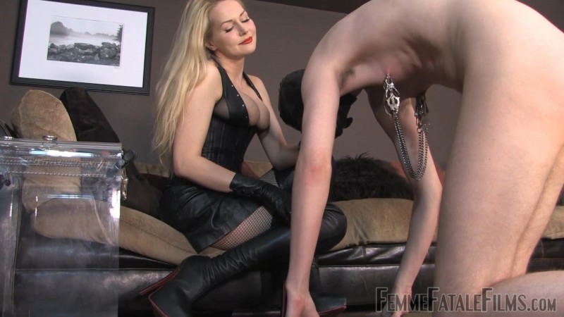 Natural Born Slave – Mistress Eleise de Lacy. 19 Jun 2019. femmefatalefilms.com (1501 Mb)