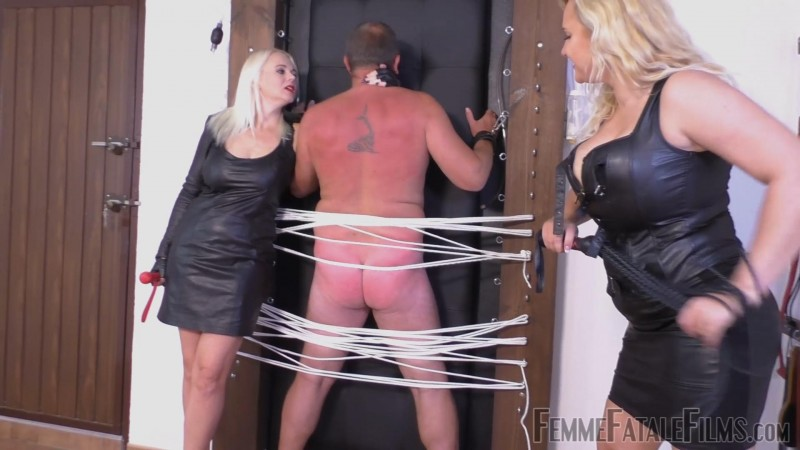 The Whip Wall – Mistress Heather, Mistress Fox. 24 Oct 2019. femmefatalefilms.com (455 Mb)