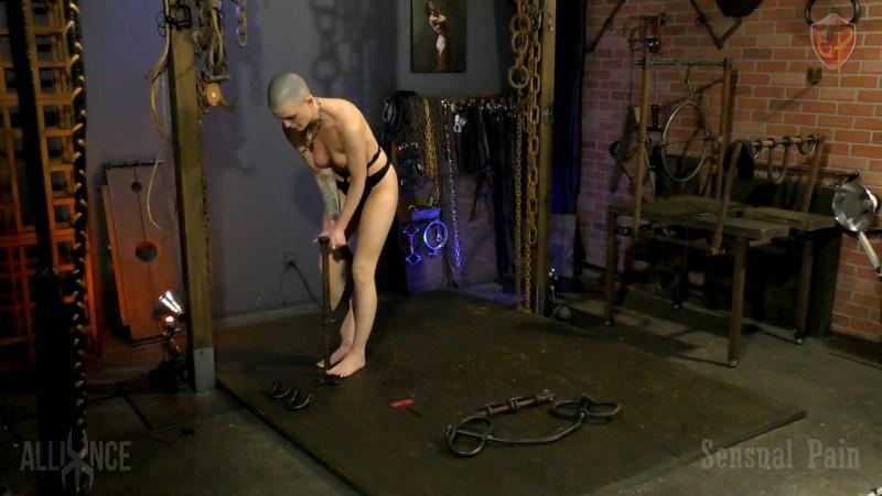 Bondage Table Demo - Abigail Dupree. Mar 18 2018. Sensualpain.com (523 Mb)