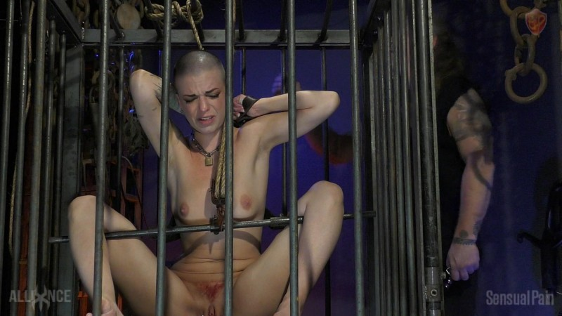 Cage Anxiety Ass Up - Abigail Dupree. Apr 18 2018. Sensualpain.com (2076 Mb)