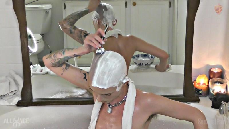 Sensual Hot Bath and Head Shave - Abigail Dupree. Apr 14 2019. Sensualpain.com (2428 Mb)