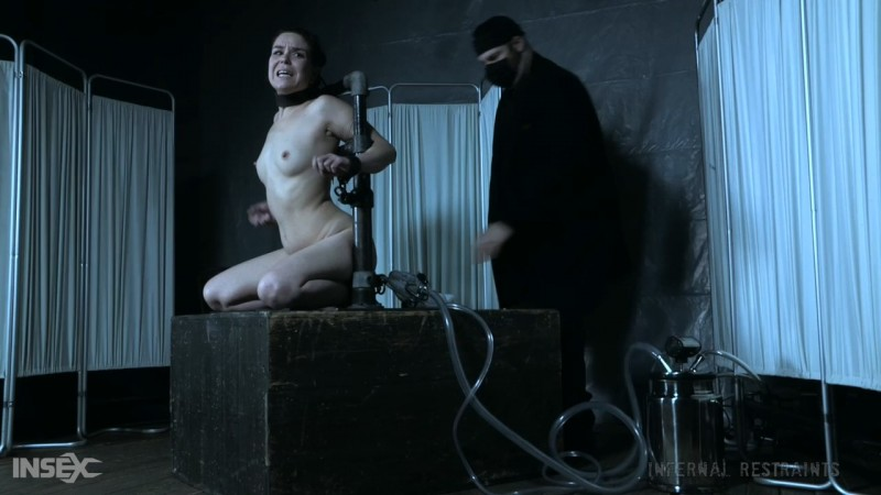 Breeder Insemination - Juliette March. 07.06.2019. InfernalRestraints.com (3359 Mb)
