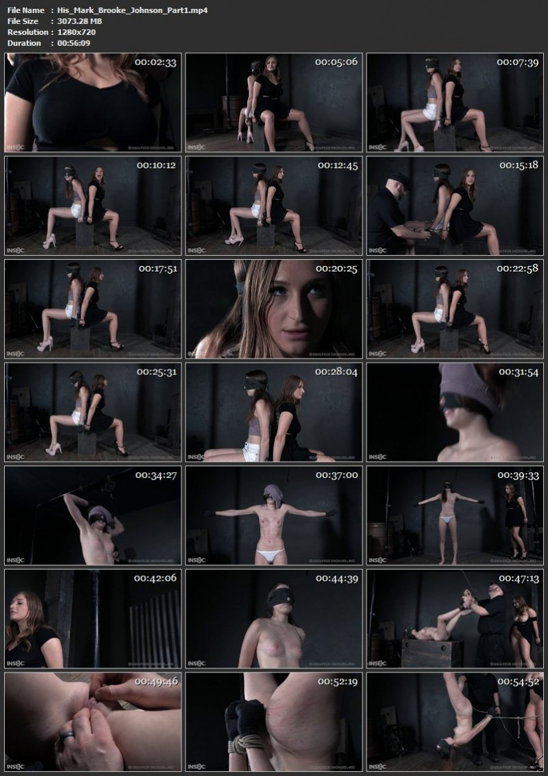 His Mark – Brooke Johnson. May 25 2019. Realtimebondage.com (10598 Mb)