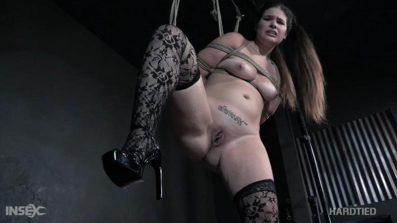 Sexxxy Lexxxi - Lexxxi Nicole Scarlet. Oct 9 2019. Hardtied.com (2000 Mb)