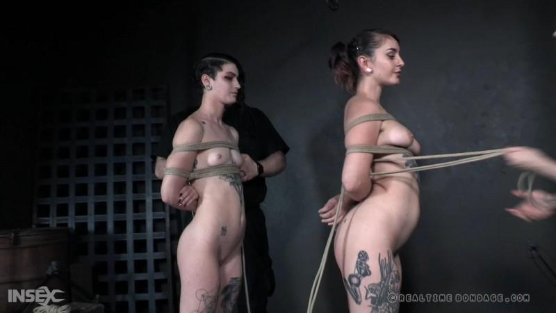 Tutorial - Ava D'Amore, Lydia Black. Oct 19 2019. Realtimebondage.com (4792 Mb)
