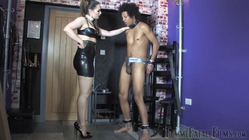 Bondage Busting – Mistress Serena. 05 Nov 2019. Femmefatalefilms.com (1623 Mb)