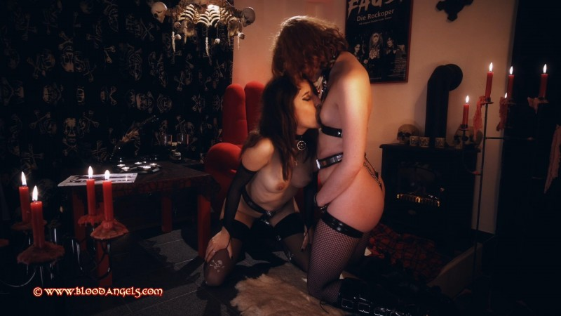Chastity As A Virtue – Abigail Williams, Susy Blue Part One (Clip 552). May 05 2019. Bloodangels.com (944 Mb)