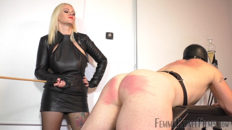 Getting Caned – Mistress Heather. 14 Feb 2020. Femmefatalefilms.com (520 Mb)