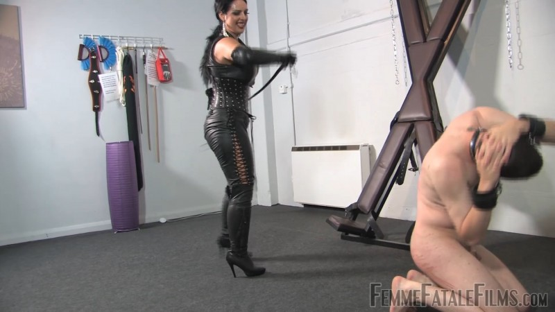 The Prisoner – Mistress Ezada Sinn. 06 Nov 2019. Femmefatalefilms.com (1038 Mb)