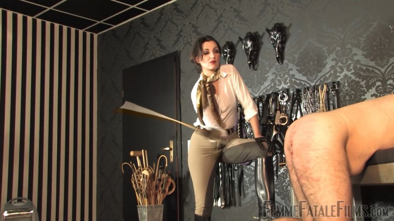Trenchcoat Whipping And Extreme Caning - Lady Victoria Valente. 12 Jan 2020. Femmefatalefilms.com (1288 Mb)