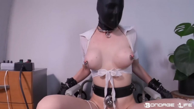 The Sybian Chair - Rachel Greyhound. 2/10/2020. Bondagelife.com (349 Mb)