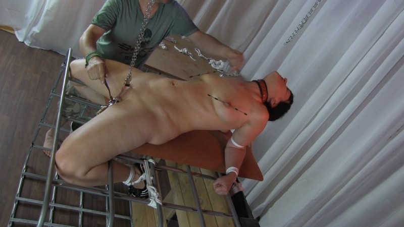 Painful And Exhausting. Yvette-Xtreme.com (745 Mb)