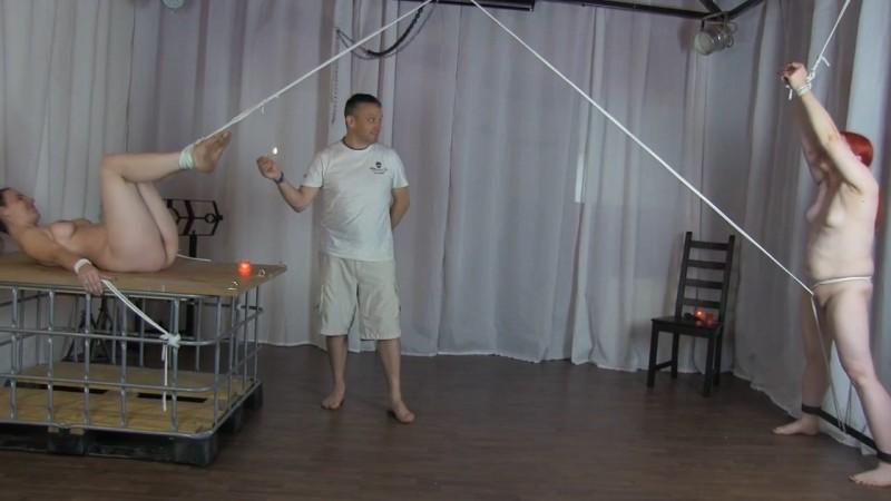Pussy Predicament. 2018-02-22. Studio-Costeau.com (205 Mb)