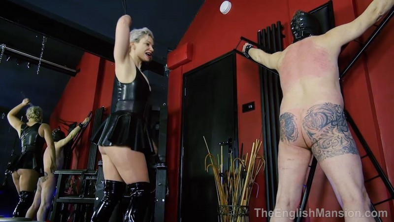Beaten At Inka's Boots - Mistress Inka. Theenglishmansion.com (717 Mb)
