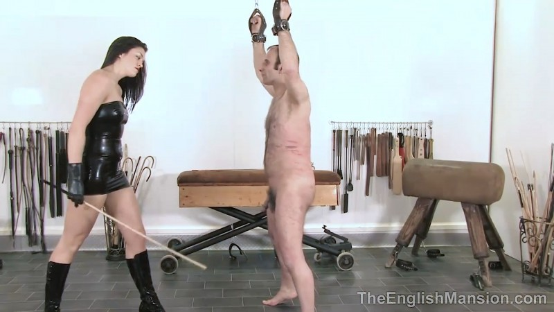 Miss Hunter's Whipping Boy - The Hunteress. Theenglishmansion.com (571 Mb)