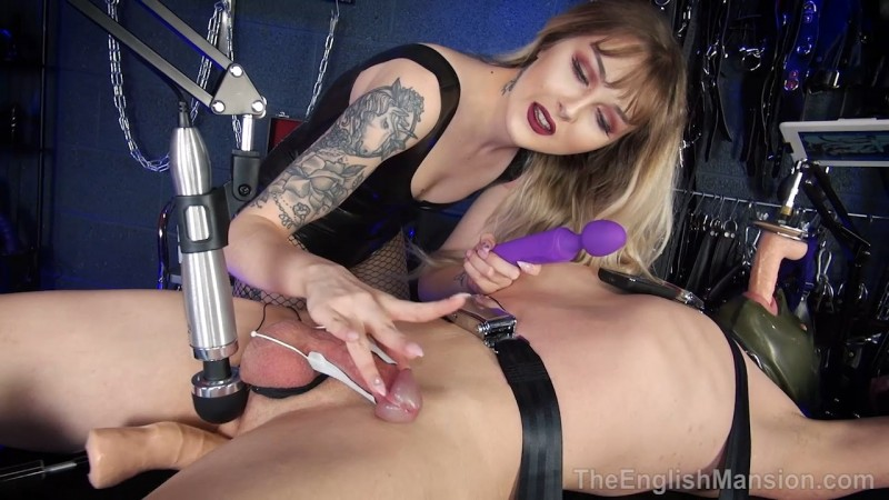Welcome To The BDSM Machine - Princess Aurora. Theenglishmansion.com (1027 Mb)
