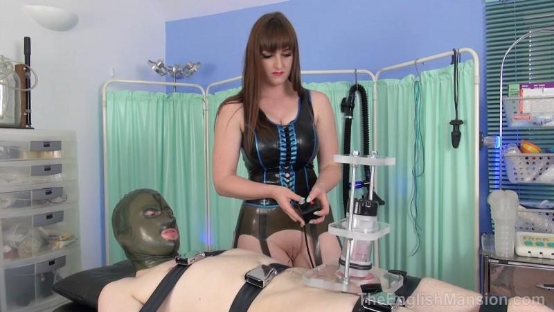 Cum Clinic - Miss Vivienne lAmour. Theenglishmansion.com (1401 Mb)