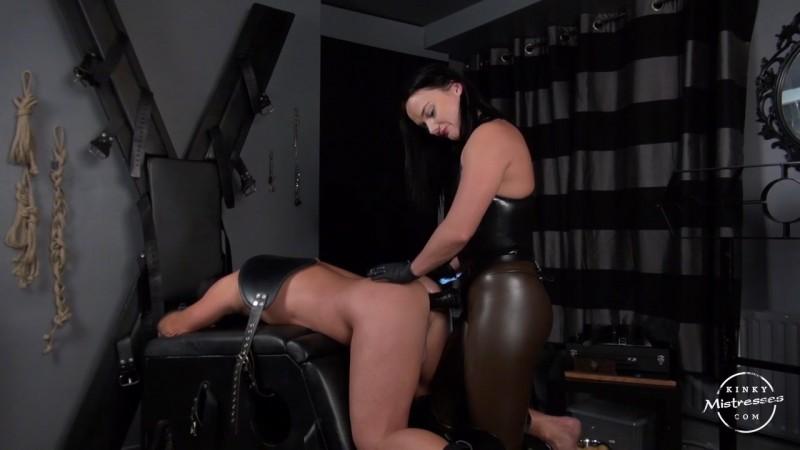 Fucked By Mistress Steel. Kinkymistresses.com (207 Mb)
