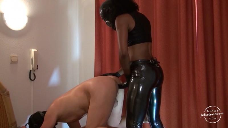 Fucked In The Hotel - Kinky Rio Lady. Kinkymistresses.com (234 Mb)
