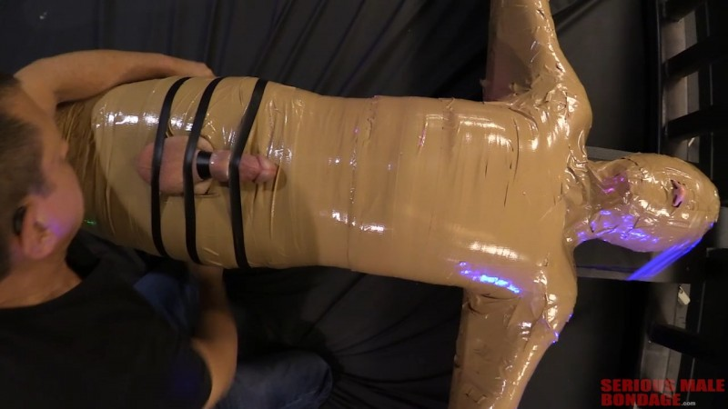 Boy Blake Mummification (R992). Jun 14 2020. Seriousmalebondage.com (1546 Mb)