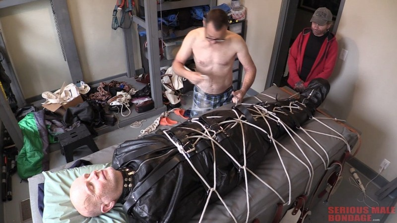 Diy Bondage Projects Part 8, 9 (R990). Jul 07 2020. Seriousmalebondage.com (1600 Mb)