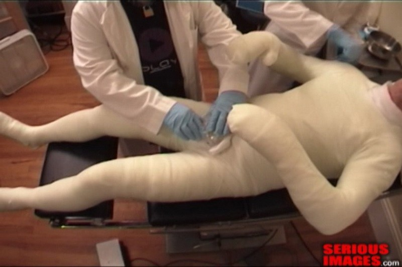 First Time Full Body Casting (S529). Jul 05 2020. Seriousimages.com (776 Mb)
