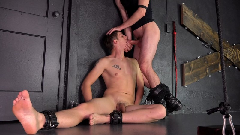 Jacob Wolf - Acts Of Sodomy. Dreamboybondage.com (5090 Mb)