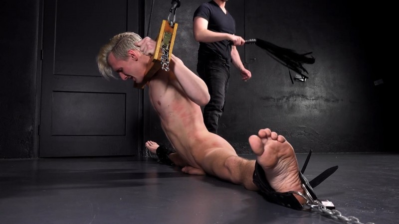 Leo Edwards - Captured Again. Dreamboybondage.com (3198 Mb)