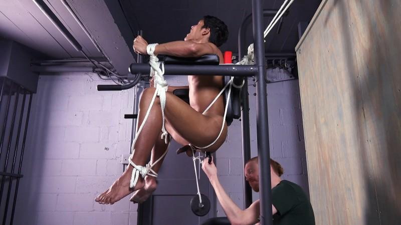 Matie - Latin Slave. Dreamboybondage.com (3421 Mb)