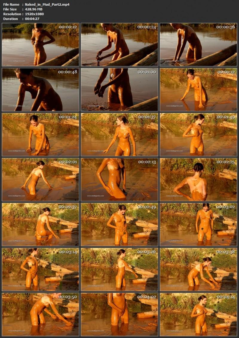 Naked in Mud Part 2. 15 May 2020. Muddygirlies.com (428 Mb)