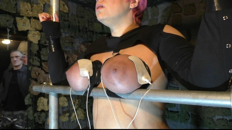 Electro Torture Lesson for Nova Pink (bip136). Jun 15 2019. Breastsinpain.com (744 Mb)