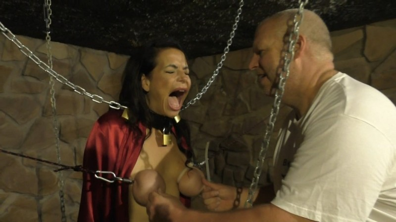 JJ Plush in the Dungeon (bip153). Oct 12 2019. Breastsinpain.com (347 Mb)