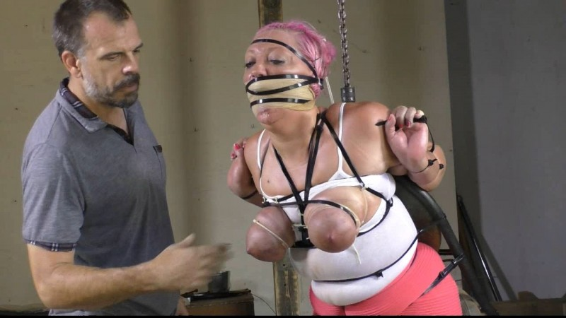 Nova Pink meets Eric Cain again - Part 2 (bip168). Jan 25 2020. Breastsinpain.com (820 Mb)