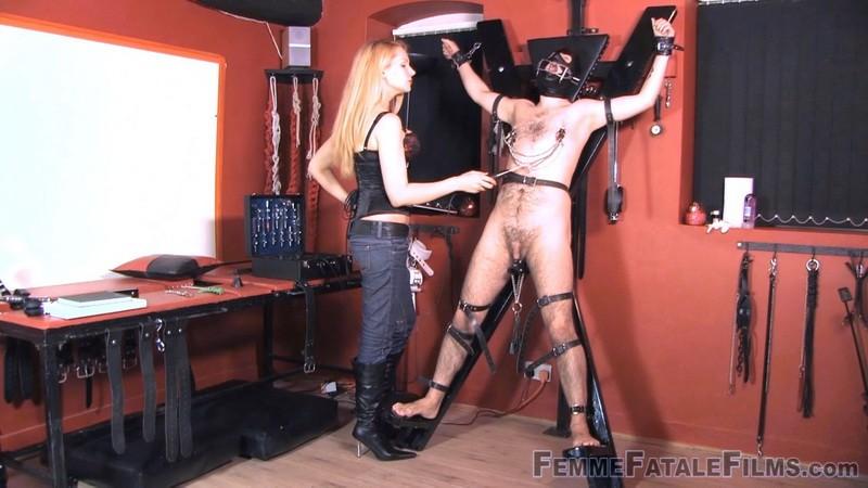Bondage Buzz - Mistress Eleise de Lacy. 10th Sep 2020. Femmefatalefilms.com (1258 Mb)