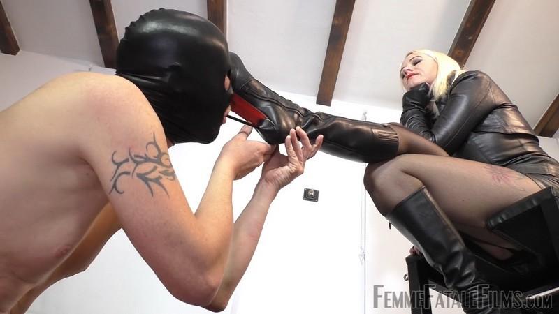 Boot Fucker - Mistress Heather. 28 Feb 2020. Femmefatalefilms.com (862 Mb)