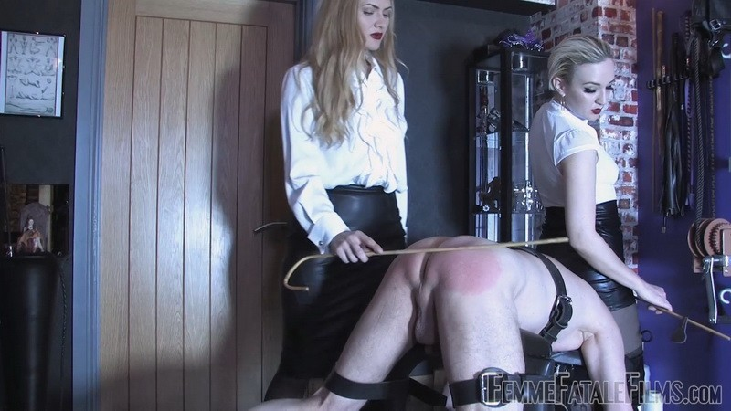 Deserving Of The Cane - Dommelia, Mistress Petite. 16th Jun 2020. Femmefatalefilms.com (744 Mb)