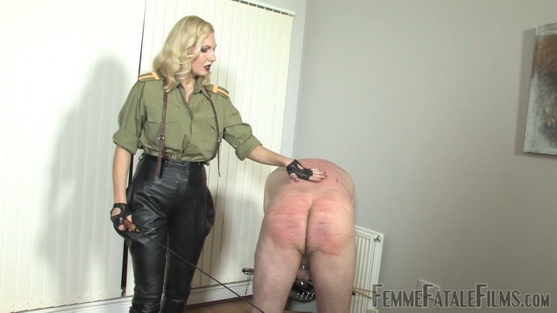Military Discipline - Mistress Akella. 8th Jul 2020. Femmefatalefilms.com (791 Mb)