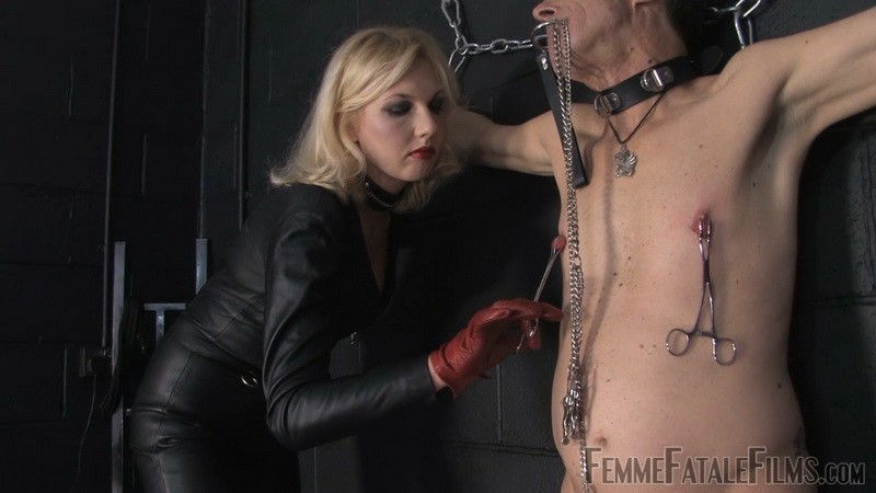 Never Say No - Day One - Mistress Akella. 5th Sep 2020. Femmefatalefilms.com (1131 Mb)