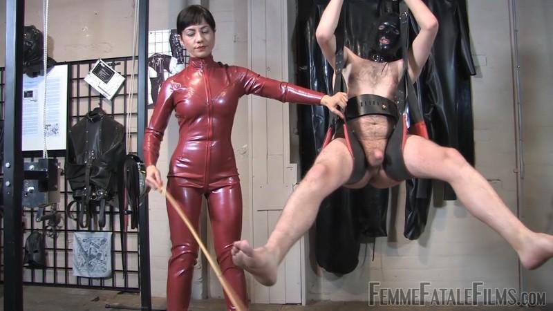 Sit Sling Endurance - Ella Kros. 22th Apr 2020. Femmefatalefilms.com (1120 Mb)
